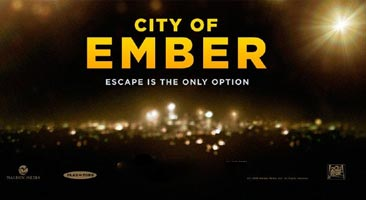 city of ember movie vs book